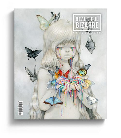 Beautiful Bizarre Magazine - Issue 30 - Camilla d'Errico - pop surrealism painting