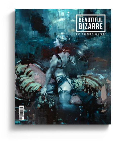 Beautiful Bizarre Magazine - Issue 33 - Jeremy Mann cover