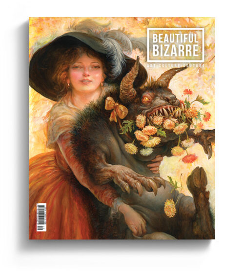 Beautiful Bizarre Magazine - Issue 29 - Omar Rayyan